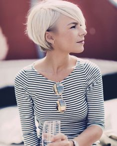 Latest Short Haircuts for Women & Short Hairstyle A password will be e-mailed to you. Latest Short Haircuts for Women – Short HairstyleLatest Short Haircuts for Women – Short HairstyleLat Short Bob Cuts, Pixie Cuts, Pixie Bob, Cute Hairstyles For Short Hair, Curly Hair Styles, Natural Hairstyles, Hairstyles 2018, Blonde Hairstyles, Pretty Hairstyles
