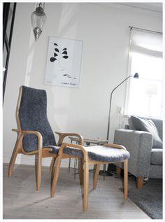 Favorite, Lamino chair