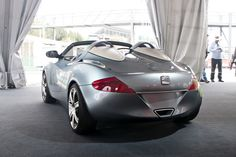 Seat Tango Concept 2001 Volkswagen Group, Tango, Car Seats, Concept, Cars, Vehicles, Autos, Car, Car