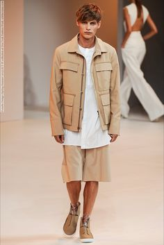 Porsche Design (Spring-Summer 2015) R-T-W collection at New York Fashion Week  #AmandaWellshBrandao #AnastasijaTitko #BlancaPadilla #ChenLin #CristinaHerrmann #DevonWindsor #DianaMoldovan #HeriethPaul #IrinaNikolaeva #KamilaHansen #KristinaPetrosiute #LisaVerberght #MariaBorges #NewYork #PorscheDesign #StinaRappWastenson #TeresaDilger #XiaoXingLi