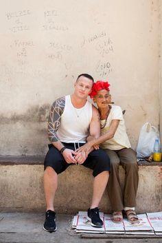 Alejandro Ingelmo in Cuba