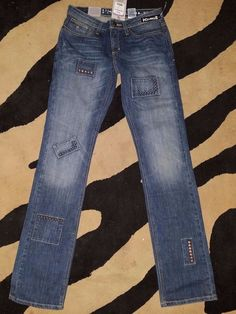 Gypsy Soule Jeans Vogue Essential Fit Western Women/'s Button Fly 1//25 2//26 6//28
