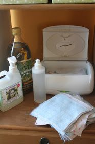 Easy Cloth Wipes Solution