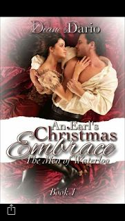 Romance Rebels - Free Chapters-Historical Romance: An Earl's Christmas Embrace.