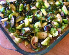 Eggplant Pizzas & Roasted Eggplant and Sprouts | askGeorgie.com