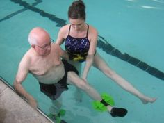 Pool Therapy as Stroke Rehab | CompletePT Pool & Land Physical Therapy