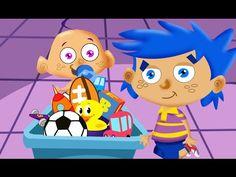 Canciones infantiles online: A Guardar - Canciones de la Familia Blu