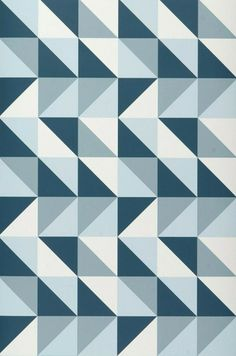 :: Remix | Geometrical wallpaper | Wallpaper patterns | Wallpaper from the 70s ::