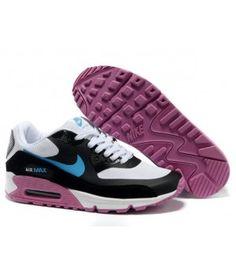 quality design 73118 da56f Nike Air Max 90 Femme,air max rose fluo,nike air max noir blanc