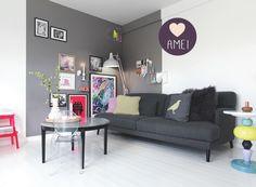 Pontos de cor para uma decoração mais clean: Ouse em acessórios e móveis!