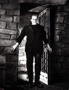"""""""Frankenstein"""", 1931 I still prefer the Boris Karloff monster over all others!"""