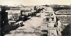 Dallas Texas ~ 1872
