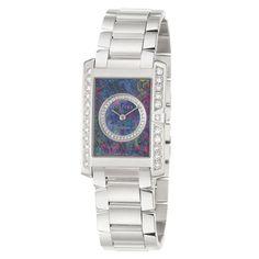 599b29dfef3 Concord Women s  Delirium  18k White Gold Quartz Diamond Watch...only   11