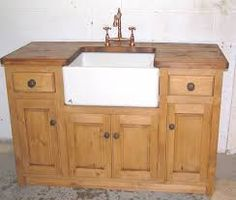 Brilliant sink unit