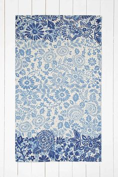 Annalise 3x5 Rug in Blue