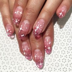 Nail Art Designs In Every Color And Style – Your Beautiful Nails Nail Art Diy, Diy Nails, Cute Nails, Pretty Nails, Classy Nails, Nail Nail, Simple Nails, Nagel Blog, Jelly Nails
