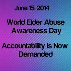 ***Hand In Hand**WORLDWIDE We STAND AGAINST All Elder Abuse and Neglect Across the Land** POWER To All the Elderly 2014!! We are STANDING UP For ALL of You!! We are your voices and will be heard!!***