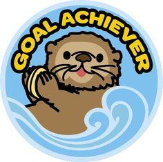 goal achiever patch