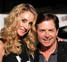 Michael-J.-Fox-Tracy-Pollan Married 25 years (1988:)