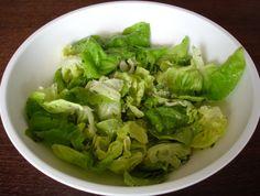 Spoonful: Bibb lettuce salad from Thomas Keller's Bouchon - salad dressing recipe