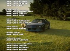 Top Gear: US Special | The 18 Funniest Things That Have Happened In The History Of Movie Credits