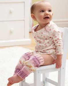 93 best baby shower gifts images on pinterest baby knitting baby legwarmers knit up easy and look fantastic when made in the new floral shades of bernat baby jacquards fandeluxe Image collections