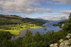 Loch Tummel · Queen's view © jrmi62