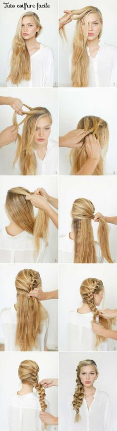 technique-de-coiffure-tuto