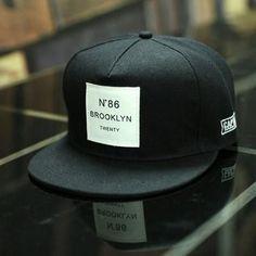 Brooklyn Hip Hop Cap Baseball Fashion 92a88ec273ae