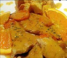 Pechugas de Pollo a la Naranja Te enseñamos a cocinar recetas fáciles cómo la receta de Pechugas de Pollo a la Naranja y muchas otras recetas de cocina..
