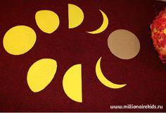 пособие фазы Луны