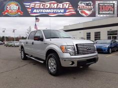 2012 Ford F150, 55,375 miles, $27,250.