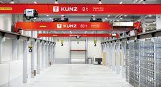 Kunz Kranbau > Branding
