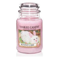 Yankee Candle Bougie en bocal Gâteau de Pâques Grand modèle