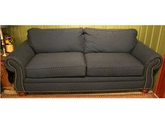 Laz-Z Boy Pembroke Sofa Oxford Upholstery