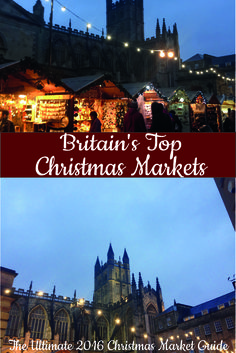 Good food, Christmas music, hot drinks and handcrafted gifts, all delivered in the most British atmosphere possible. British Christmas Markets are the best. Download the free brochure at the link!