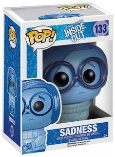 Funko Pop! - Sadness 133 - Funko Pop! van Inside Out