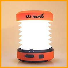 Camping Lantern - Electric Camping Lanterns - Light on Demand >>> Be sure to check out this helpful article. #explore