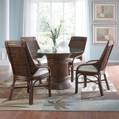 Acadia Dark Brown With Uv Coated Light Brown Table Top Dining Set Stunning High Quality Dining Room Sets Inspiration Design