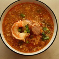 Recipe: Paleo Crockpot Jambalaya Soup