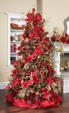 312 Best Christmas Tree Decorating Ideas Images Christmas