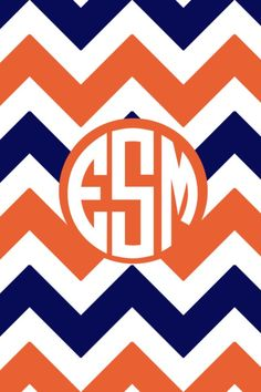 chevron monogram iphone 5 wallpaper - photo #42