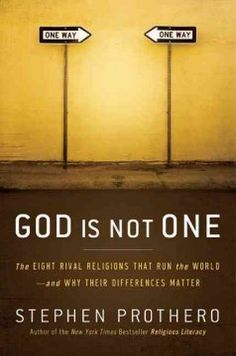Trying to find a book that gives a good unbiased introduction to world religions. God Is Not One: The Eight Rival Religions That Run the World--and Why Their Differences Matter Find A Book, World Religions, God First, Eight, Book Nooks, So Little Time, Just In Case, Books To Read, Bestselling Author
