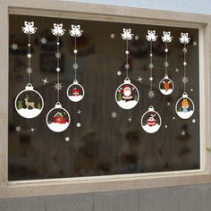 Christmas Window Decor Snowflake Merry Christmas Snowman Wall Sticker Decals PFW – My CMS Christmas Window Stickers, Wall Stickers Window, Christmas Window Decorations, Wall Stickers Murals, Window Wall, Vinyl Decals, Wall Decals, Wall Art, Christmas Snowman