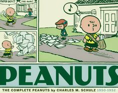 The Complete Peanuts 1950-1952 (Volume 1)