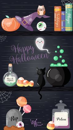 halloween phone wallpaper #1126214