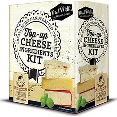 Mad Millie Top-Up Cheese Kit - from Lakeland
