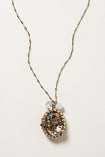 Anthropologie - Tesoro Pendant Necklace