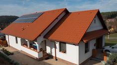 Synus- a tetőfelújítások könnyű és erős cserepe. Könnyedségével, a beton tartósságával és ellenálló képességével a legjobb választás a tetőépítéshez! Solar Panels, Outdoor Decor, Home Decor, Sun Panels, Decoration Home, Solar Power Panels, Room Decor, Home Interior Design, Home Decoration