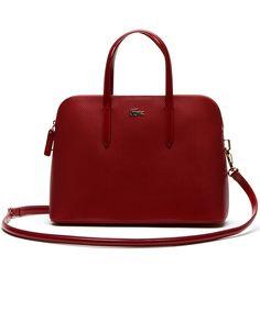 63f7570ff8 Sac en cuir : Les plus beaux sacs en cuir. Sac À Main LacosteChaussure ...